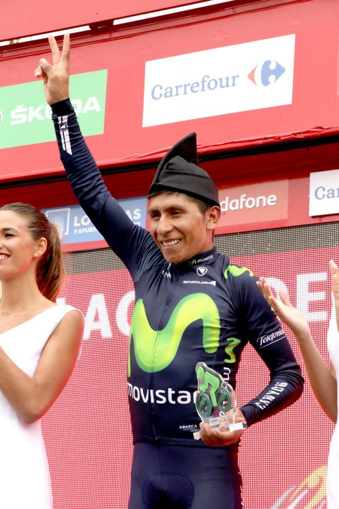 Nairo Quintana (Movistar)