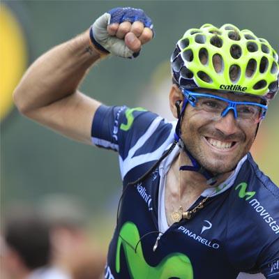 Alejandro Valverde - Ciclista