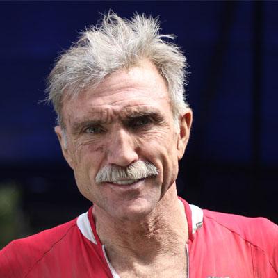 Javier Moracho - Ex atleta