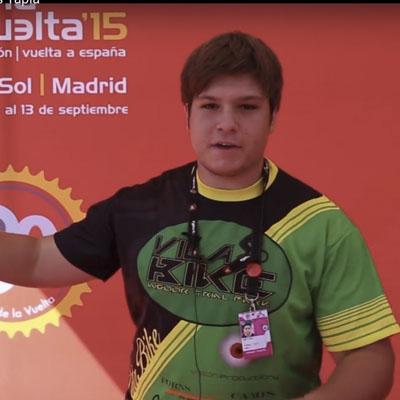 Marc Viñas Tapia - Campeón de España de Bike Trial Senior