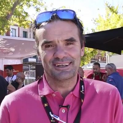 Anselmo Fuerte - Ex-ciclista