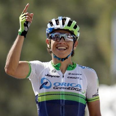 Esteban Chaves - Ciclista