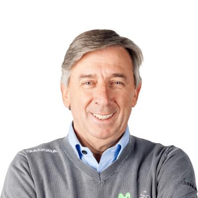 Eusebio Unzué - Gerente del equipo ciclista profesional Movistar Team