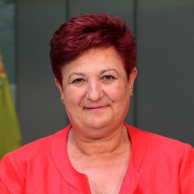 María de los Ángeles Blanco López - Asistente a municipios y diputada de medio ambiente y alcaldesa de Órgiva