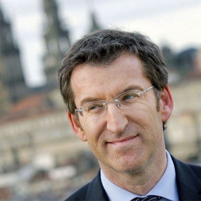 Alberto Núñez Feijóo - Presidente de la Junta de Galicia desde 2009