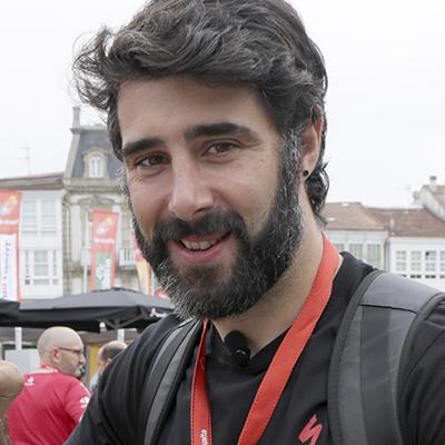 David Amor - Actor, humorista, presentador de televisión, jugador de balonmano y modelo.